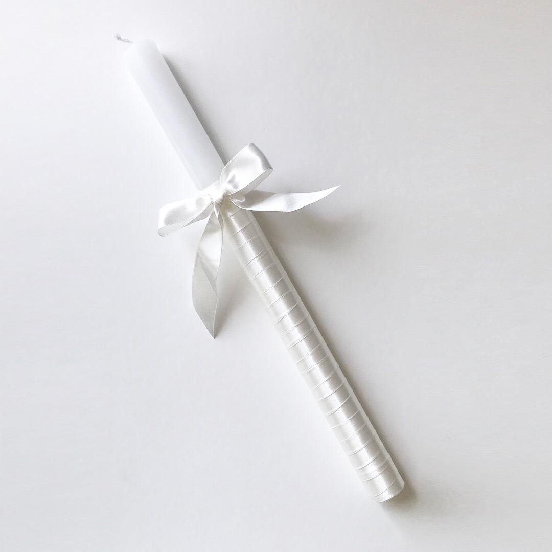 Świeca Biała