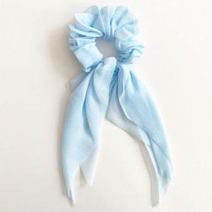 Gumka niebieska do włosów