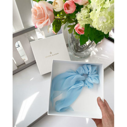 Gumka niebieska do włosów Petite Maison